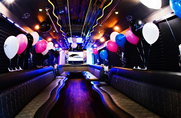 Cheap party bus hire Melbourne